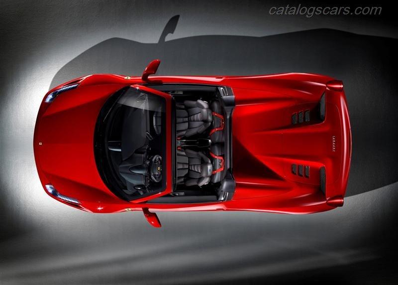 صور سيارة فيرارى 458 سبايدر 2013 - اجمل خلفيات صور عربية فيرارى 458 سبايدر 2013 - Ferrari 458 Spider Photos Ferrari-458-Spider-2012-08.jpg