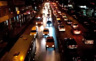 Jalanan Damaskus Sebelum Perang