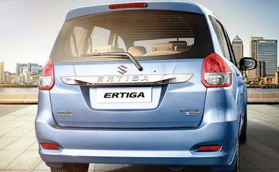 Maruti-Suzuki-Ertiga-back side image