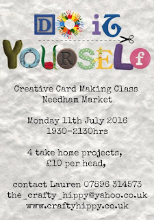 UK Card Making Classes, Stampin' Up!