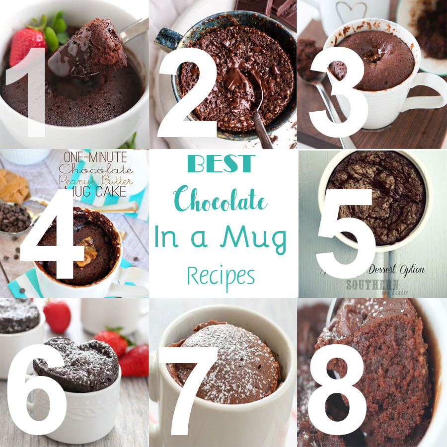 24 of the Best Microwave Mug Cake Recipes to Try at Home ...