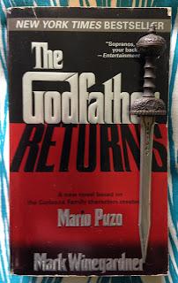 Portada del libro El padrino. El regreso, de Mark Winegardner