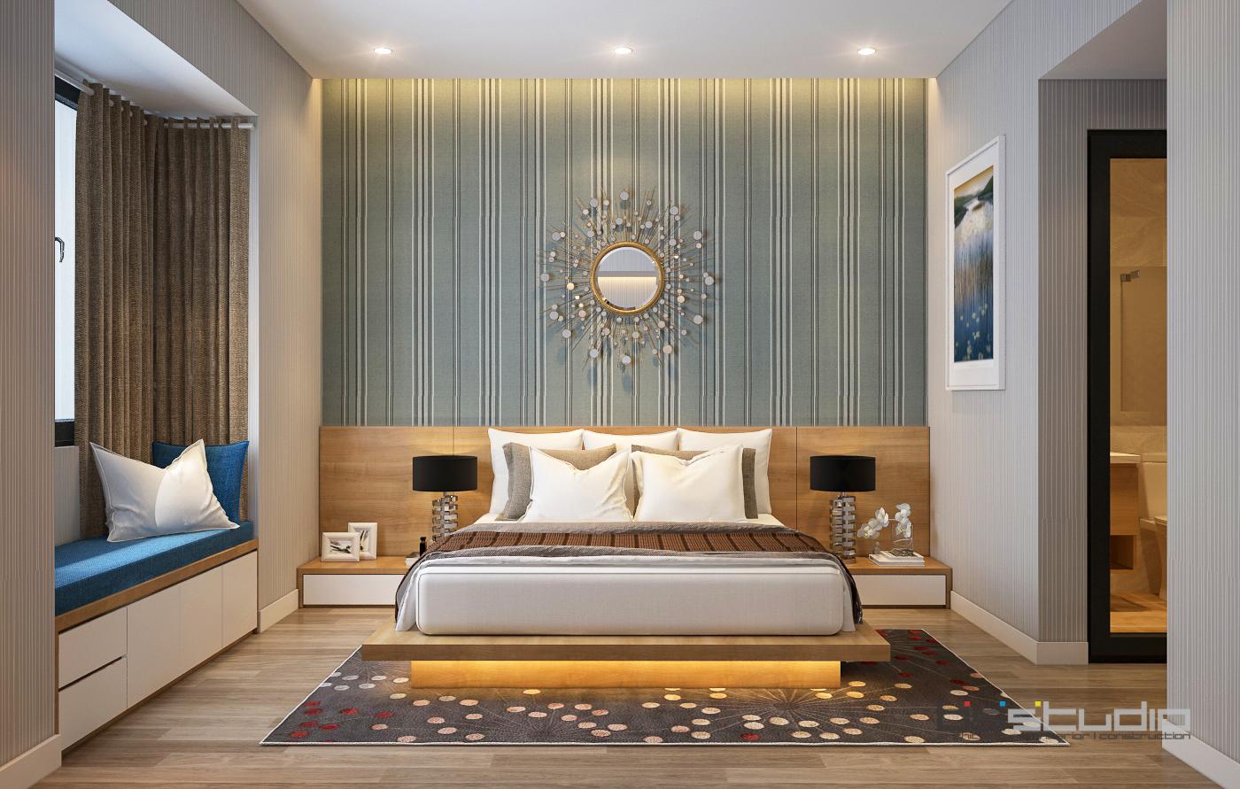 Nội thất căn hộ chung cư One18