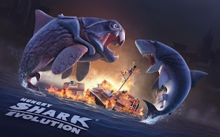 Hungry Shark Evolution Apk v4.3.0 Mod Unlimited Money Gratis