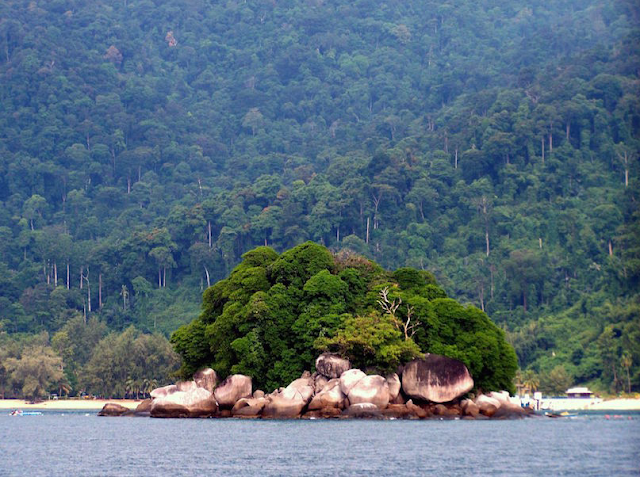 7. Pulau Tioman