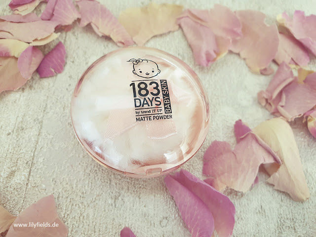 183 Days - Baby Skin Matte Powder,  010 Hi Mom