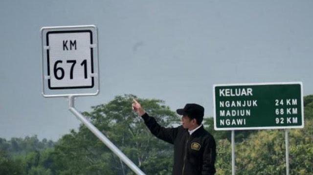 Jokowi Banggakan Tol Trans Jawa, Sebagian Jalan Justru Dibangun Sandiaga Uno, Ini Faktanya