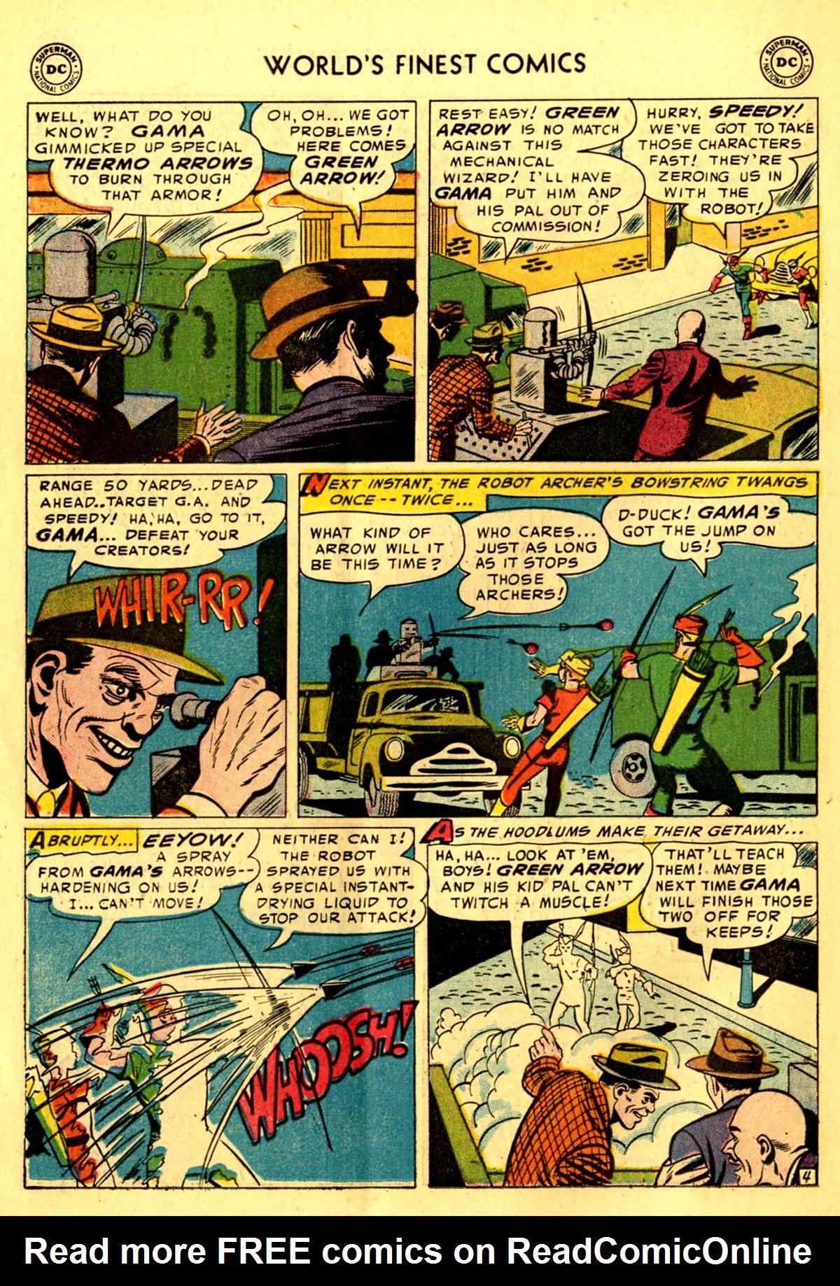 Read online World's Finest Comics comic -  Issue #76 - 22