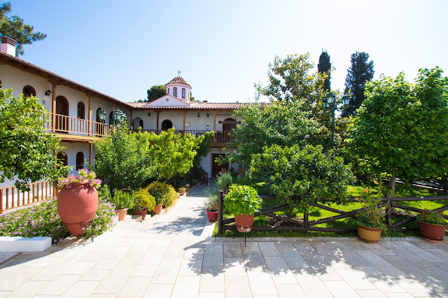 Monastero Faneromeni a Lefkada