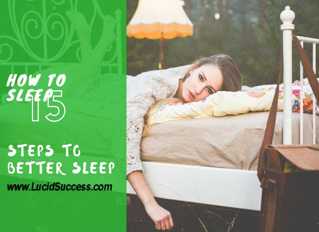 How To Sleep Instantly: 6 Steps To Better Sleep