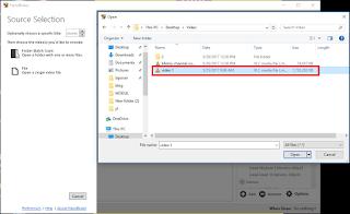 Cara Memperkecil Ukuran File Video