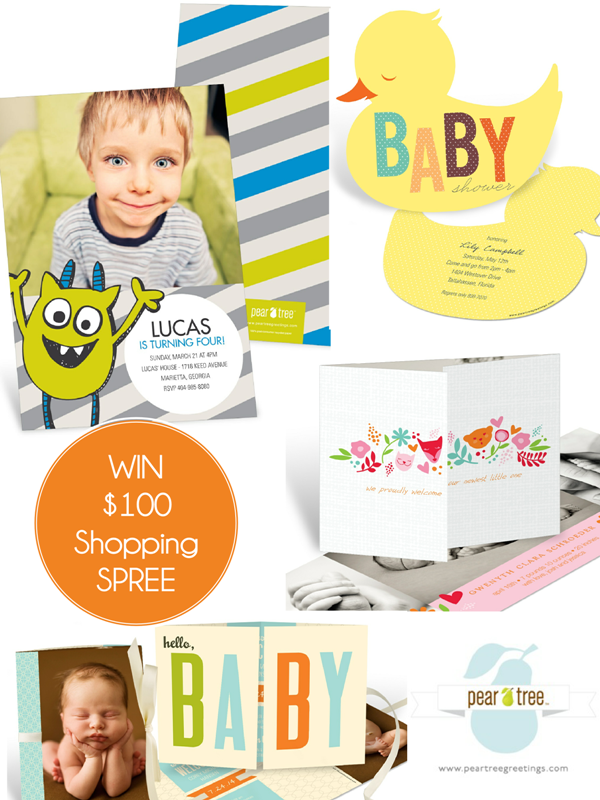 Giveaway | $100 Shopping Spree paper Good & Cards