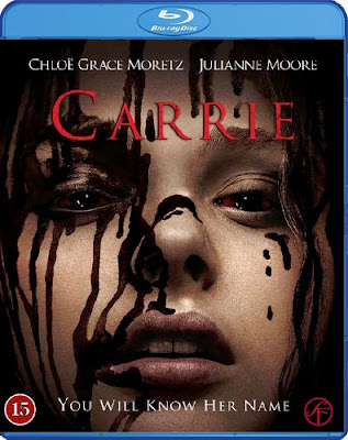 Carrie 2013 Daul Audio 720p BRRip 500Mb HEVC x265