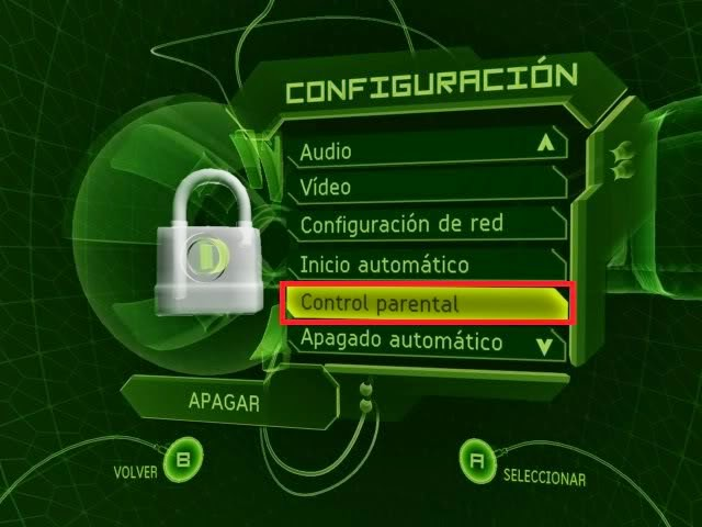 Bypass Parental Controls on Original Xbox