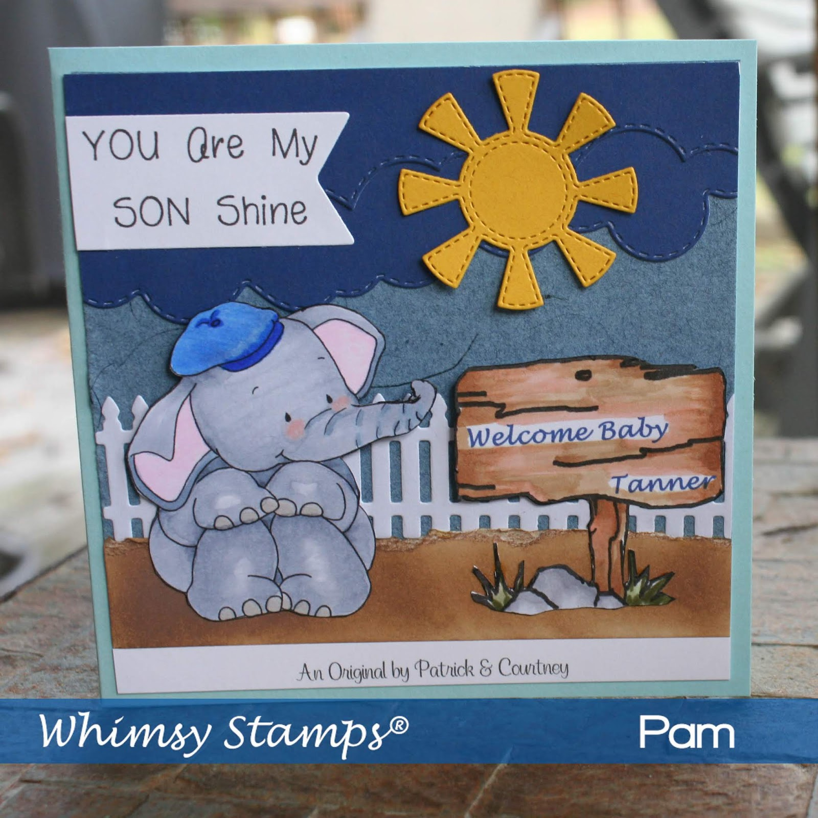 Pam's Pearls: You Are My SON Shine