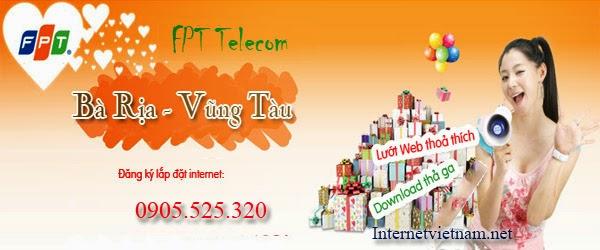 Đăng Ký Internet FPT Phường Long Hương