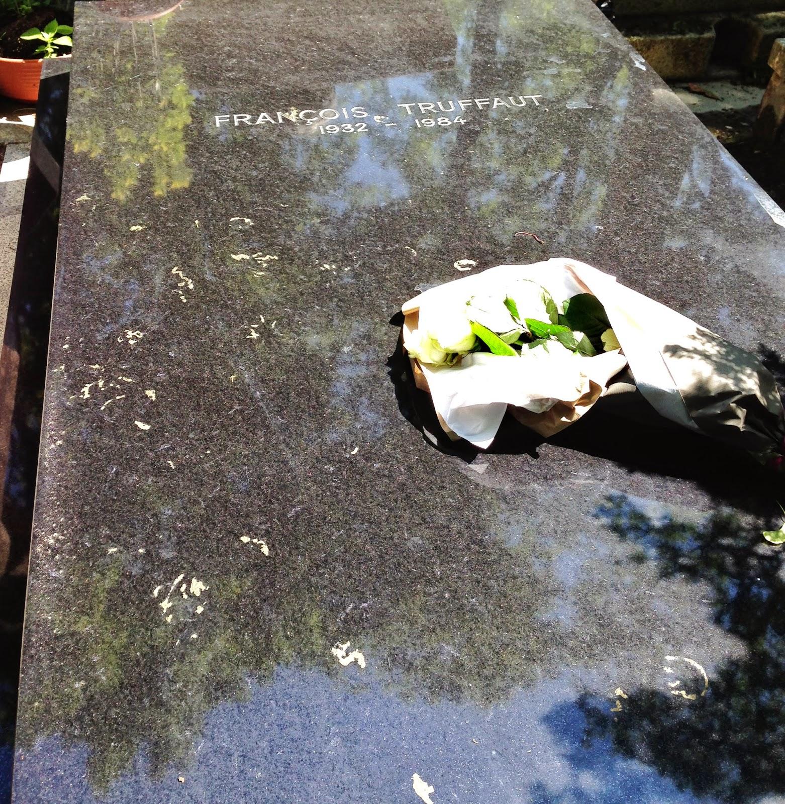 Montmartre cemetery, Paris
