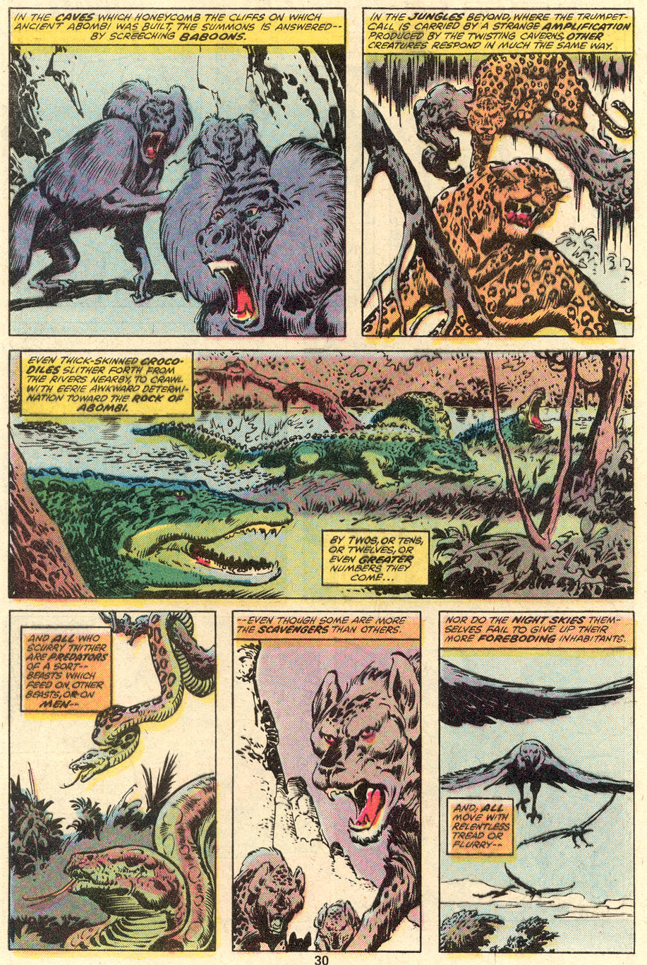 Conan the Barbarian (1970) Issue #96 #108 - English 17