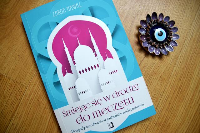 Wiedźmowa głowologia, recenzje książek, muzułmanka w zachodnim społeczeństwie, autobiografia, Wydawnictwo Kobiece