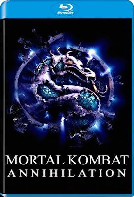 Mortal Kombat: Annihilation [1997] [BD25] [Latino]
