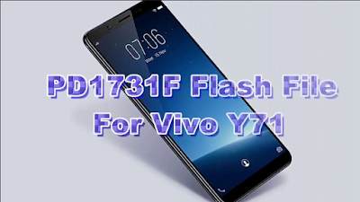 cara flashing vivo Y71 ram 3 work tested