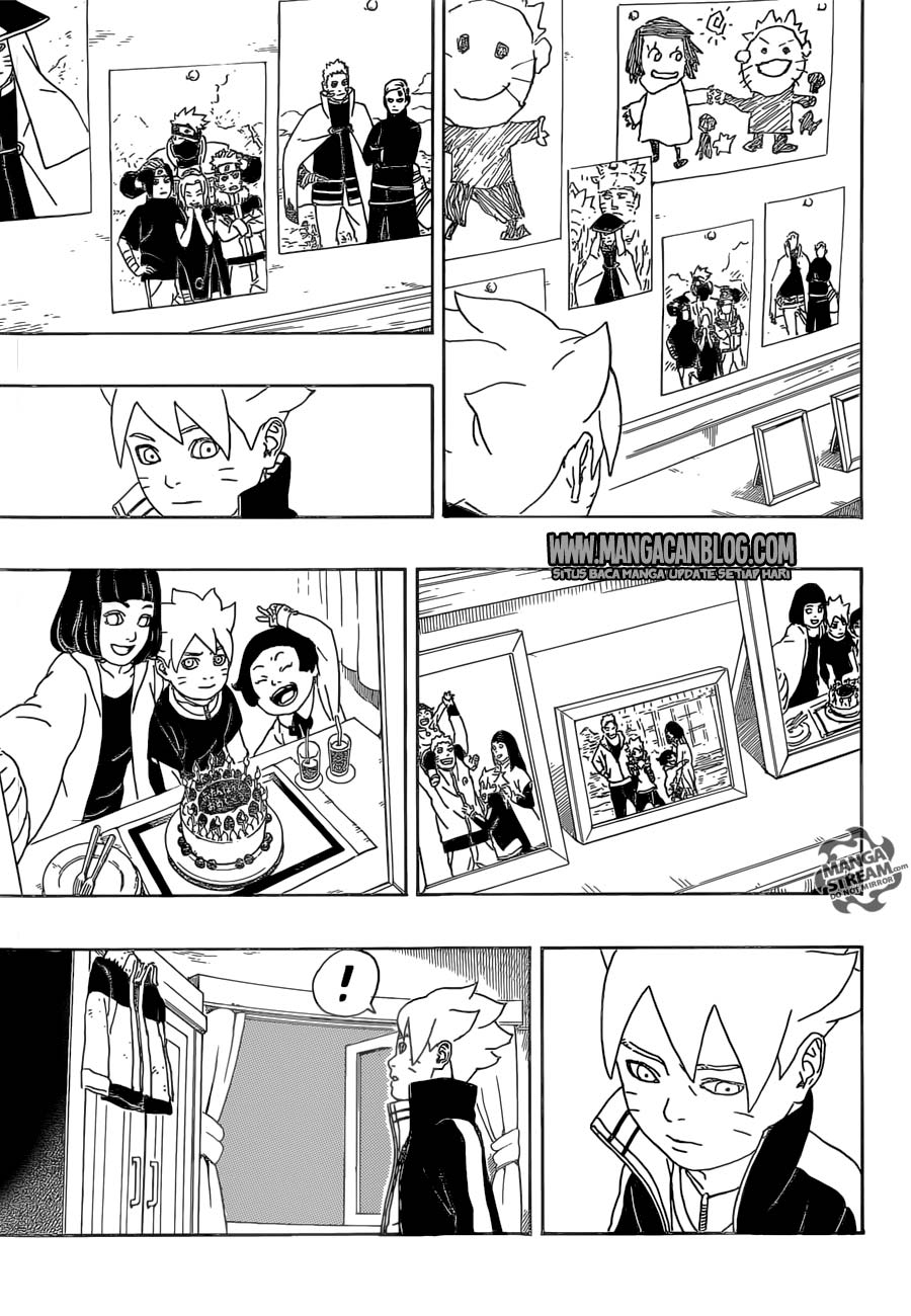 Baca manga Boruto Chapter 1