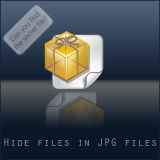 Tricks : Hide file in image