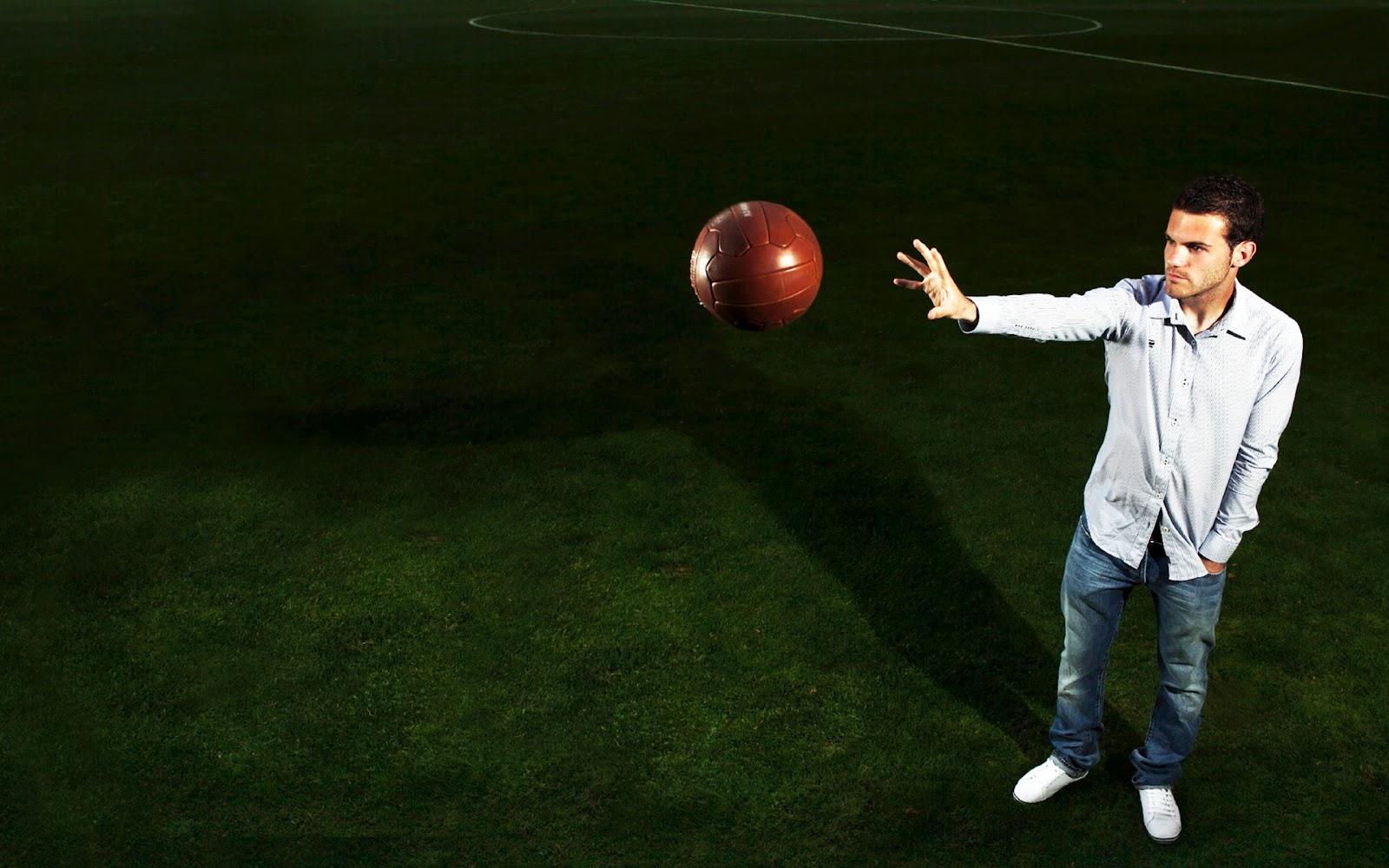 Juan Mata Hd New Wallpapers 2012