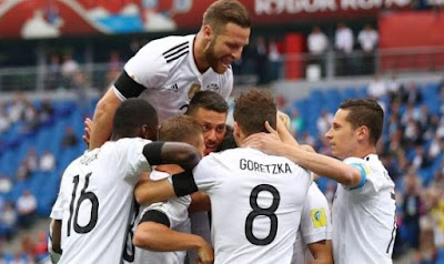Germany 6 vs 0 Norway - Highlights and Goals (VIDEO)