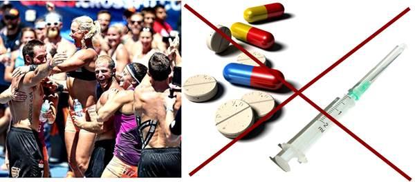 El Crossfit y el uso de esteroides anabólicos