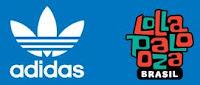 Promoção Adidas no Lollapalooza Brasil adidasnolollabr.com.br