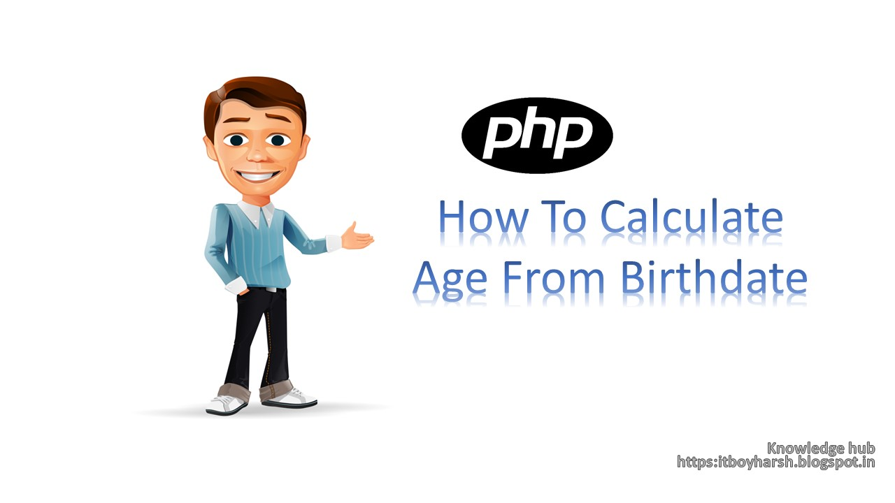 Calculate dating age