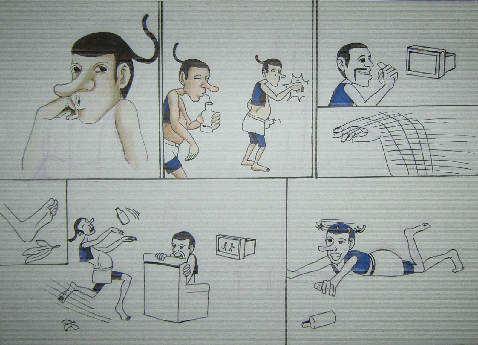 Karikaturku Indonesia: Membuat Komik Media Pembelajaran