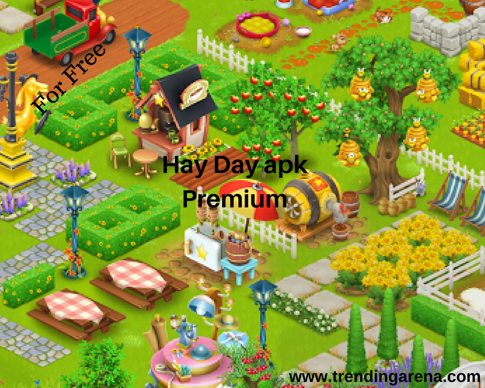 free download hay day mod