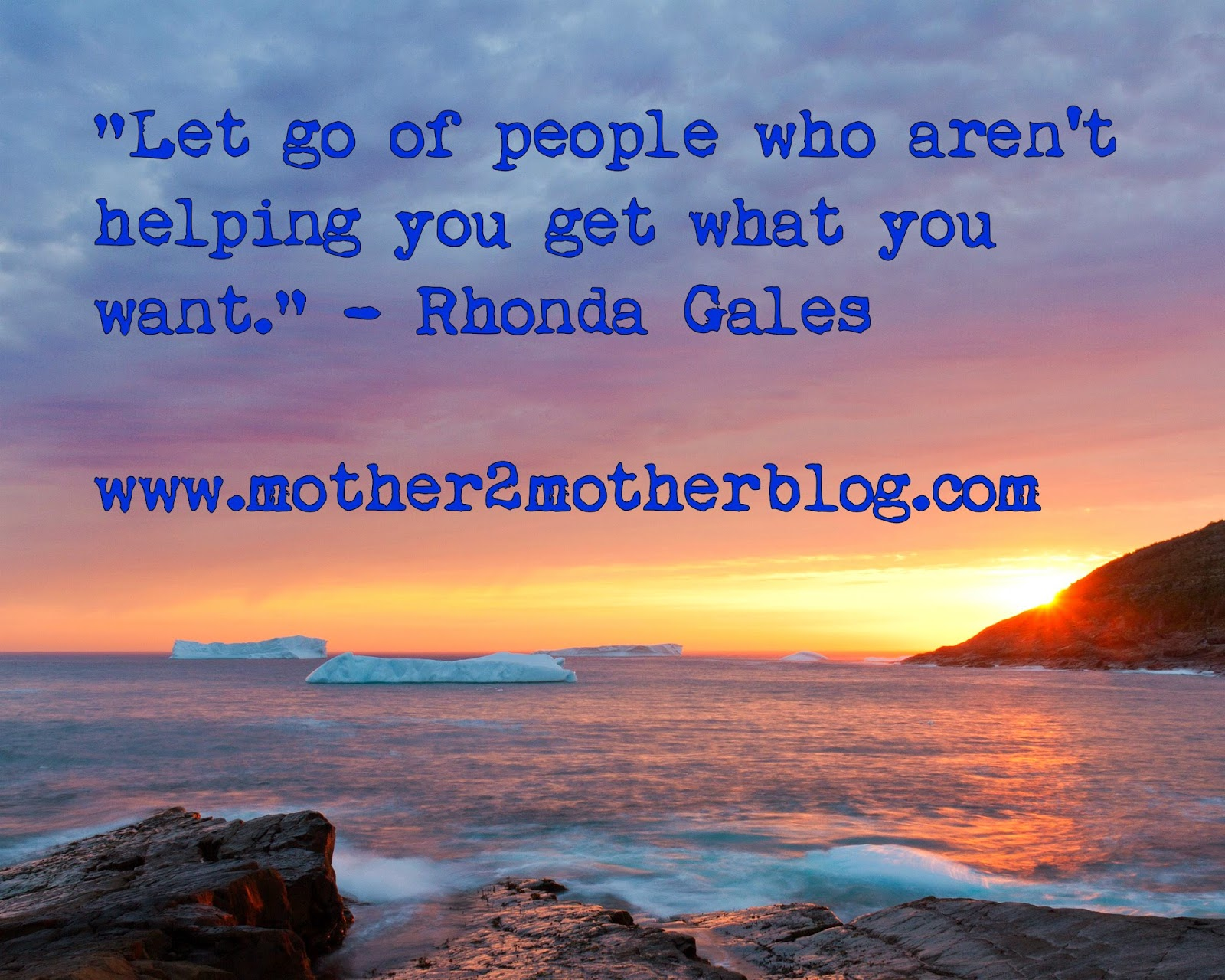 Inspirational quotes about letting go