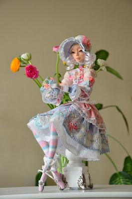 авторская кукла Интерьерные куклы ручной работы