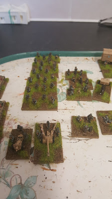 A German Infantry Battalion all finished picture 4