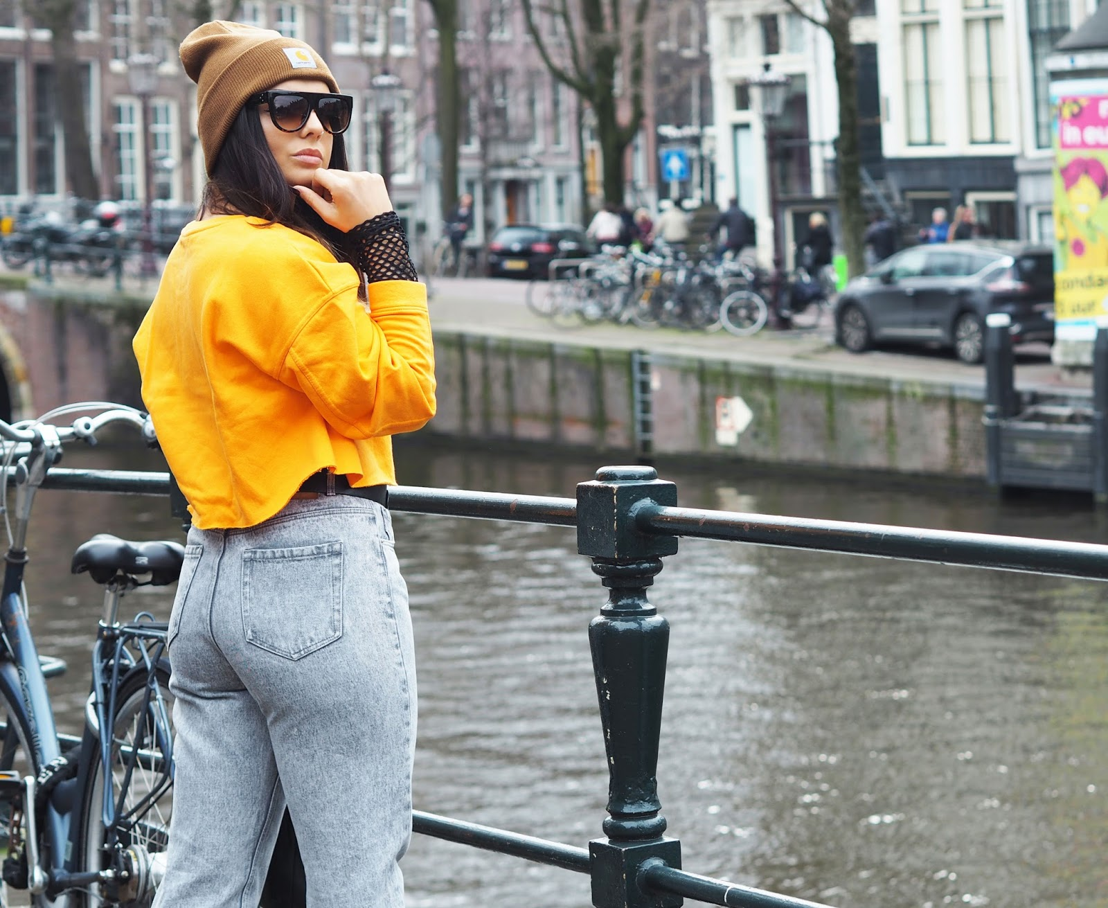 WHAT TO WEAR IN AMSTERDAM RULES 101 | UK WOMENS FASHION