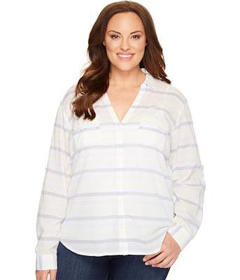 blusas para gorditas de moda