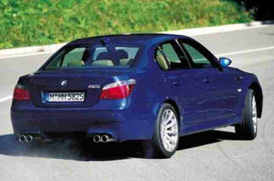 BMW M5 2005-2010 review
