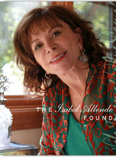 World Studies World Lit Isabelle Allende Author Of Two Words