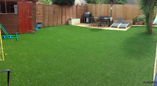 Artificial grass installation Crawley