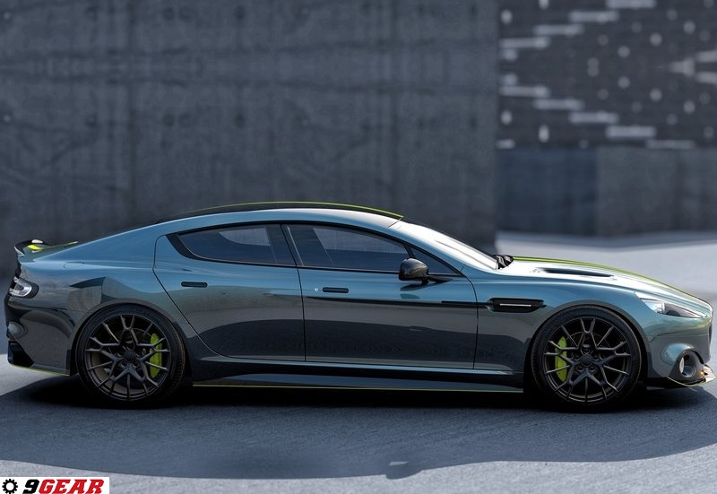 Aston Martin Launches Rapide Amr Concept Car Reviews New Car