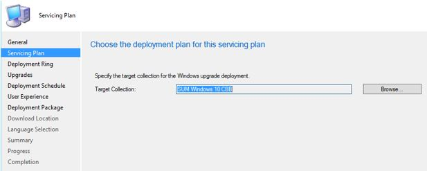 Sharadtech windows 10 servicing model and plan for Window is not defined
