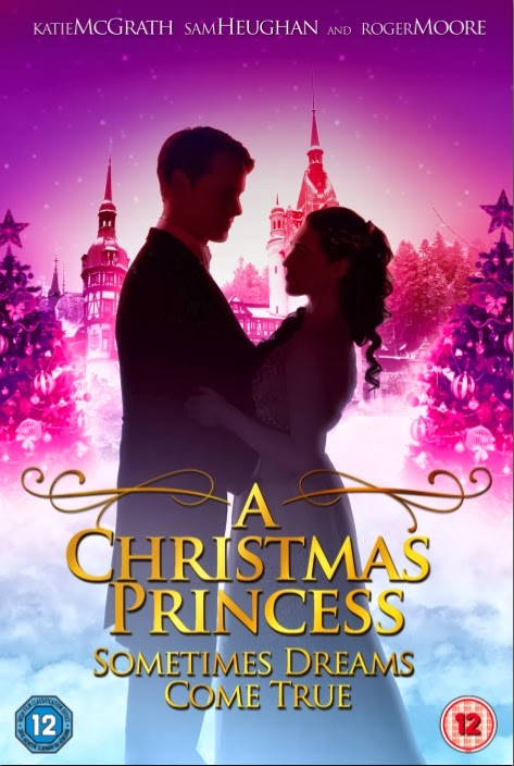 A Princess For Christmas Poster.A Princess For Christmas 2011 Movie Review