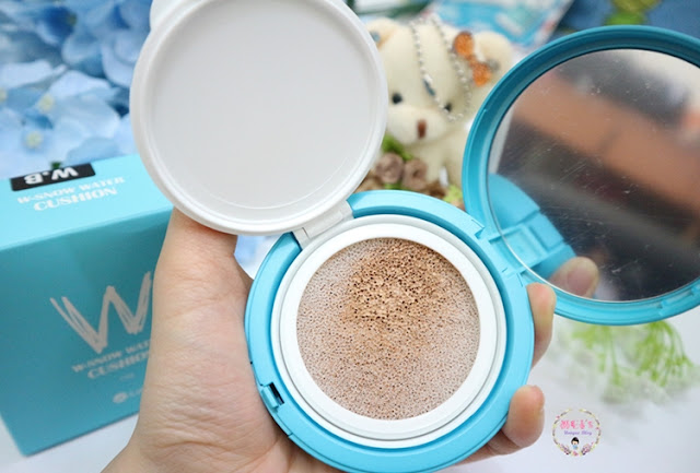 W-Lab Water Hole Cushion #23 Chok Chok Skin Review