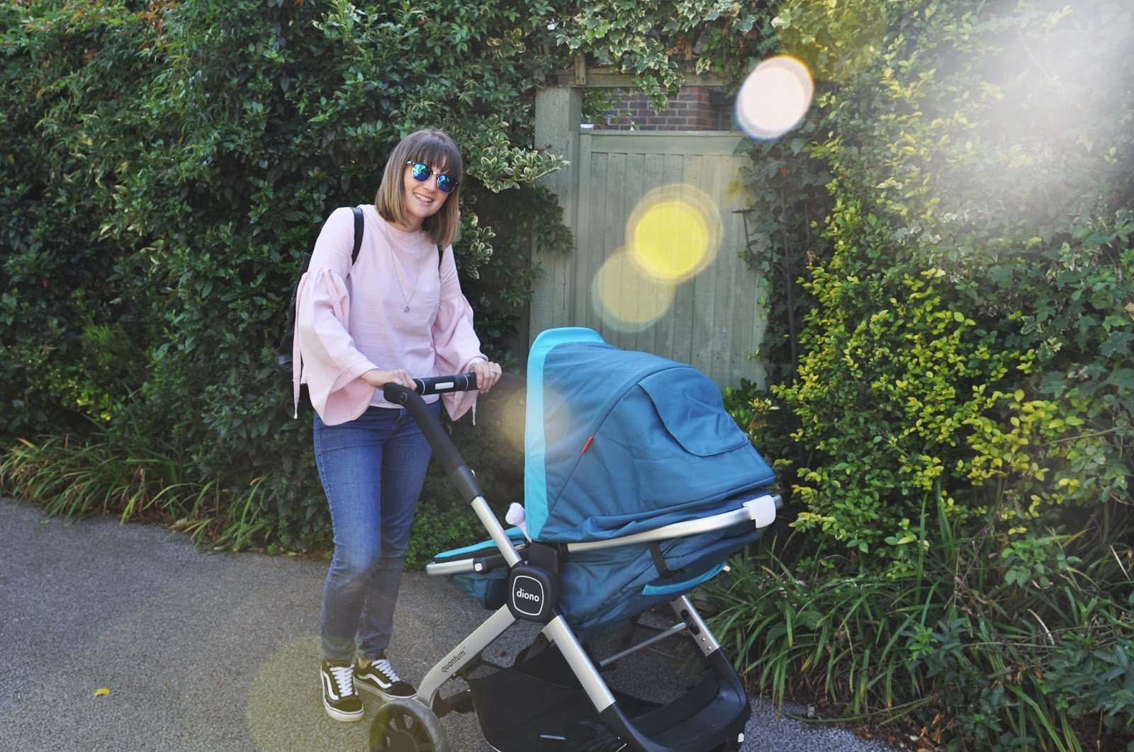 Review The Diono Quantum Multi Mode Travel Stroller Le Friend