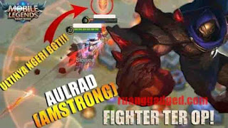 Calon Fighter Terkuat dan OP, Inilah Hero Terbaru Aulrad di Mobile Legends