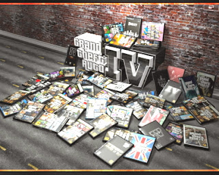 Grand Theft Auto IV (Full) For PC | Zip File Free Download