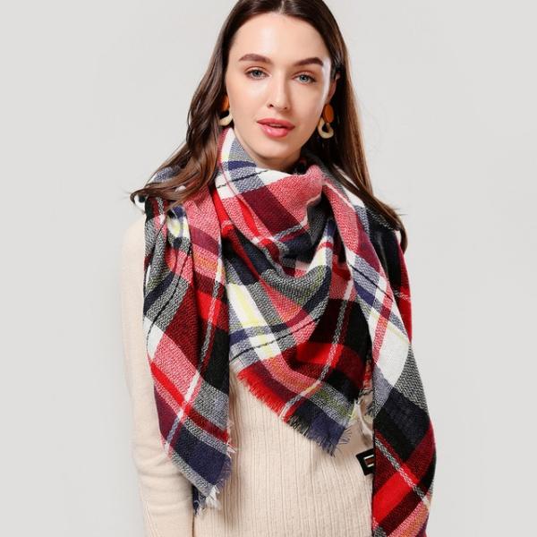 cashmere scarves shawls luxury brand neck bandana pashmina lady wrap